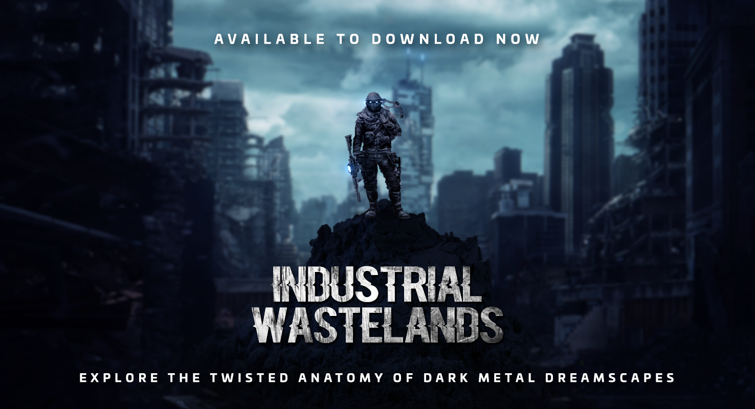 Shadow Oascillations Pro V1 : Industrial Wastelands