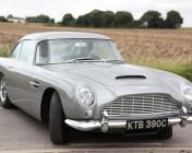Supercar Sessions: Aston Martin DB5 - Pete records cockpit sound