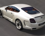 Bentley ... from the clock to the drive...