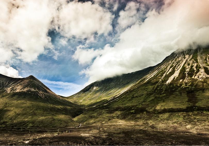 On Location Scotland - 300 miles north of London