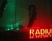 Laser Harp - Parting Shot!