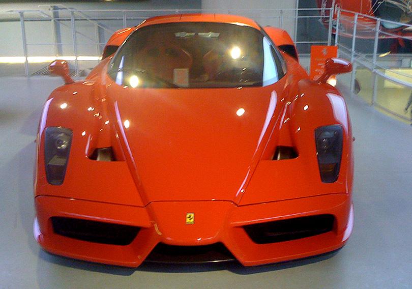 Classic Ferrari!