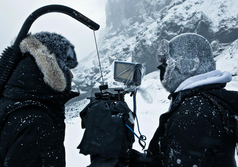 On Location Iceland - Alexa in action