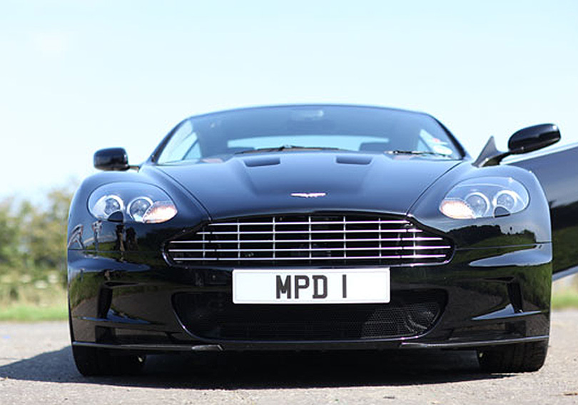 Supercar Sessions: Aston Martin DBS