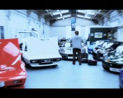 Supercar Sessions: Dale setting up at the Lotus garage