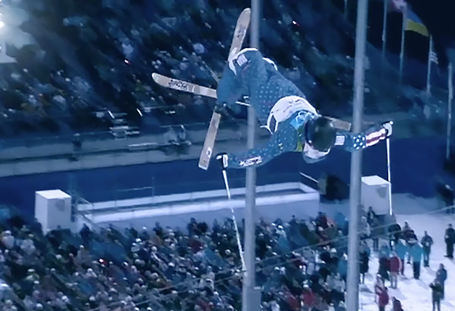BBC 2014 Winter Olympics Opening Titles