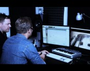 Studio Sessions: Pete and Andrew sculpt up the sound