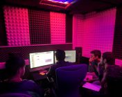 Sonic Data Workshop: In the Edit Suite