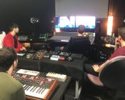 Sonic Data Workshop: In the SSL Mix Room